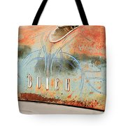 1954 Buick Special Hood Ornament Tote Bag