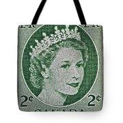1954 Canada Stamp Tote Bag