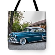 1954 Chevrolet Bel Air Tote Bag