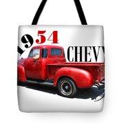 1954 Chevy Tote Bag