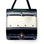 1954 Hudson Hornet Grill Tote Bag
