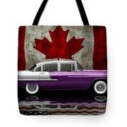 1955 Bel Air Patriot Tote Bag