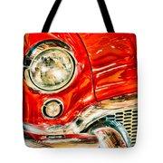 1955 Buick Century Tote Bag