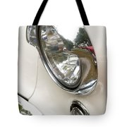 1955 Buick Special Headlight Tote Bag