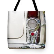 1955 Buick Special Tail Light Tote Bag