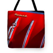 1955 Chevrolet Belair Nomad Hood Ornament -559c Tote Bag