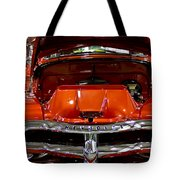 1955 Chevrolet Truck-american Classics-front View Tote Bag