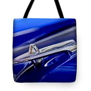 1955 Desoto Hood Ornament 3 Tote Bag