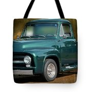 1955 Ford Truck Tote Bag