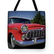 1955 Hudson Wasp Tote Bag