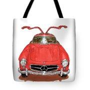 1955 Mercedes Benz 300 S L  Tote Bag