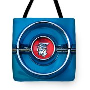 1955 Mercury Monterey  Emblem Tote Bag