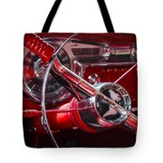 1955 Oldsmobile Dash Tote Bag