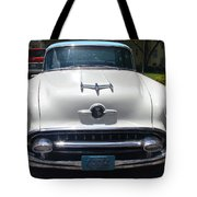 1955 Oldsmobile Ninety-eight Tote Bag