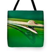 1955 Packard Clipper Hood Ornament 3 Tote Bag