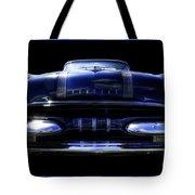 1955 Pontiac Tote Bag