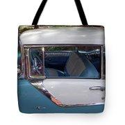 1955 Pontiac Star Chief Tote Bag