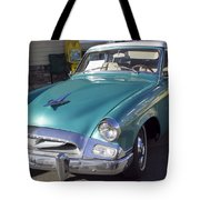 1955 Studebaker Coupe 1 Tote Bag