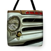 1955 Studebaker Headlight Grill Tote Bag