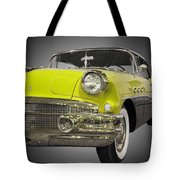 1956 Buick Special Riviera Coupe-yellow Tote Bag