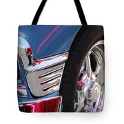 1956 Chevrolet Handyman Wagon Wheel -179c Tote Bag