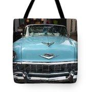 1956 Chevy Bel-air Tote Bag