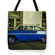 1956 Chevy Bel Air Tote Bag