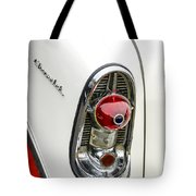 1956 Chevy Taillight Tote Bag
