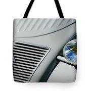 1956 Citroen 2cv Grille -0081c Tote Bag