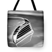 1956 Ford Thunderbird Hood Scoop -287bw Tote Bag