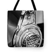 1956 Ford Thunderbird Taillight -247bw Tote Bag
