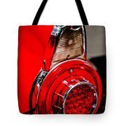 1956 Ford Thunderbird Taillight -247c Tote Bag