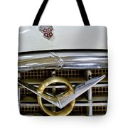 1956 Packard Caribbean Headlight Grill Tote Bag