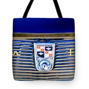 1956 Studebaker Golden Hawk Emblem Tote Bag