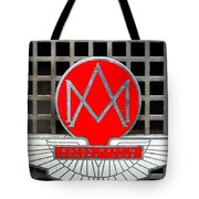 1957 Aston Martin Owner's Club Emblem Tote Bag