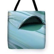 1957 Chevrolet Corvette Scoop 2 Tote Bag