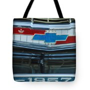 1957 Chevy Front Tote Bag