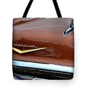 1957 Chevy II Tote Bag