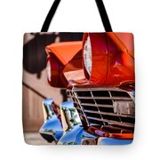 1957 Ford Fairlane Grille -205c Tote Bag