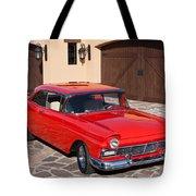 1957 Ford Fairlane Tote Bag