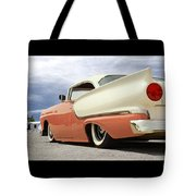 1957 Ford Fairlane Lowrider Tote Bag