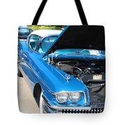 1958 Buick Tote Bag