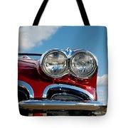 1958 Corvette Tote Bag