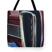 1958 Edsel Pacer Grille 2 Tote Bag