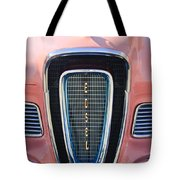 1958 Edsel Pacer Grille Emblem Tote Bag