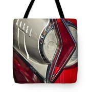 1958 Edsel Wagon Tail Light Tote Bag