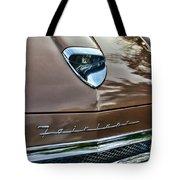 1958 Ford Fairlane 500 Skyliner Tote Bag