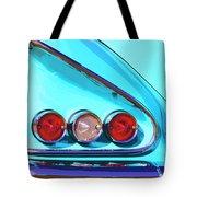 1958 Impala Palm Springs Tote Bag