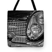 1958 Lincoln Continental Headlight Tote Bag