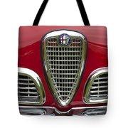 1959 Alfa Romeo Giulietta Sprint Grille Tote Bag by Jill Reger